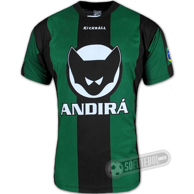 Camisa Andirá - Modelo I