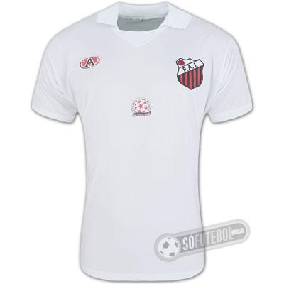 Camisa Ferroviário Atlético Ituano - Modelo II