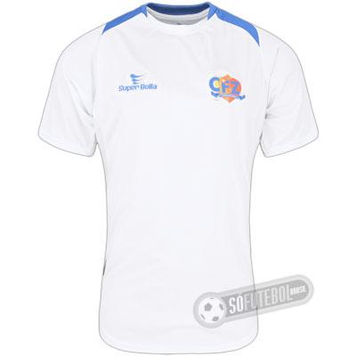 Camisa CFZ Brasília - Modelo II