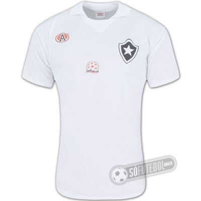 Camisa Botafogo de Monte Alto - Modelo II