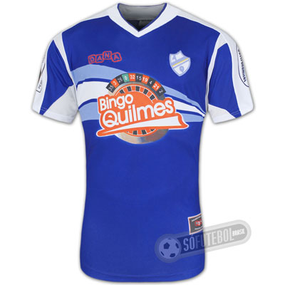 Camisa Argentino Quilmes - Modelo II
