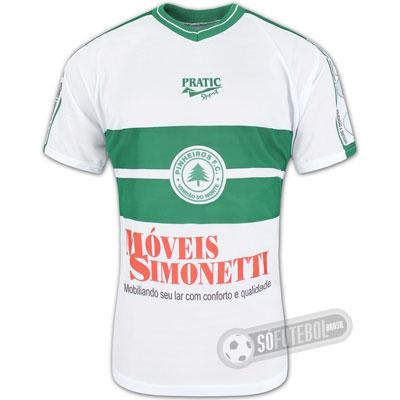 Camisa Pinheiros - Modelo II