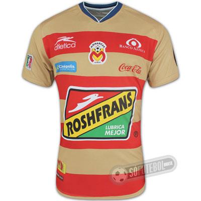 Camisa Monarcas Morelia - Modelo I