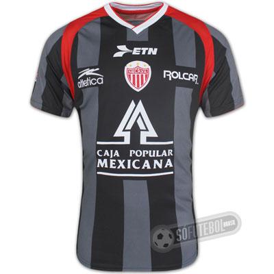 Camisa Necaxa - Modelo II