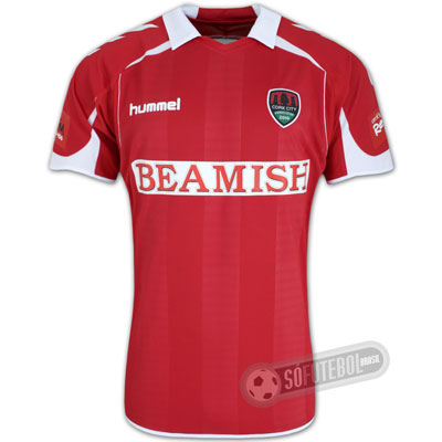 Camisa Cork City - Modelo II