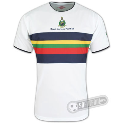 Camisa Royal Marines - Modelo I