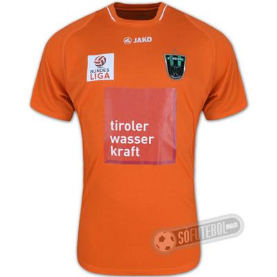 Camisa Wacker Innsbruck - Modelo II