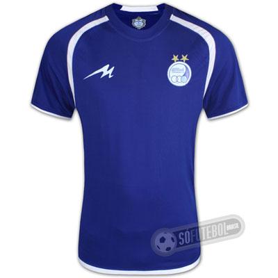 Camisa Esteghlal Tehran - Modelo I