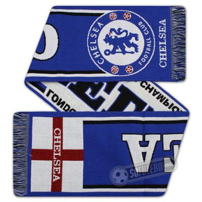 Cachecol Chelsea