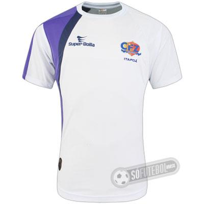 Camisa CFZ Brasília Itapoã - Modelo II