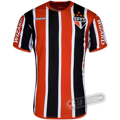 Camisa São Paulo - Modelo II