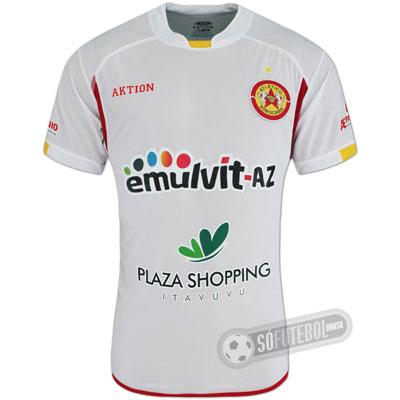 Camisa Atlético de Sorocaba - Modelo III