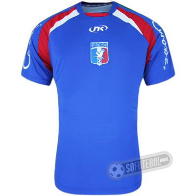 Camisa Guaratinguetá - Modelo III