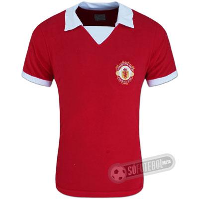Camisa Manchester United 1972 - Modelo I