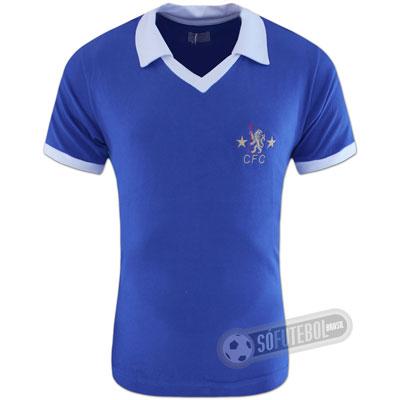 Camisa Chelsea 1976 - Modelo I