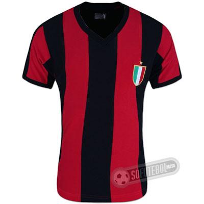 Camisa Milan 1988 - Modelo I
