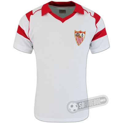 Camisa Sevilla 1992 - Modelo I