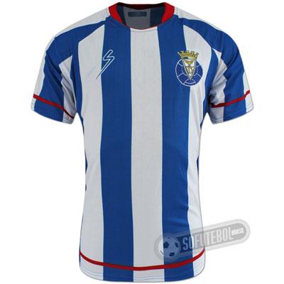 Camisa Clube da Lixa - Modelo I
