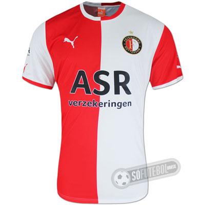 Camisa Feyenoord - Modelo I