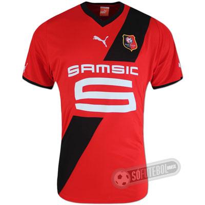 Camisa Rennes - Modelo I