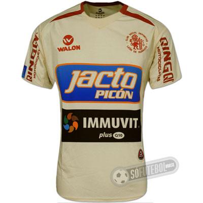 Camisa León de Huánuco - Modelo I