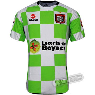 Camisa Boyacá Chicó - Modelo I