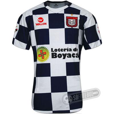 Camisa Boyacá Chicó - Modelo II