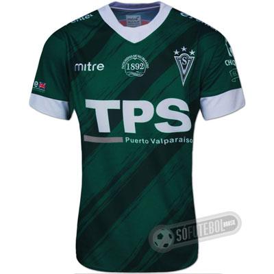 Camisa Santiago Wanderers - Modelo I