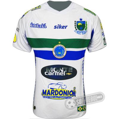 Camisa São Benedito - Modelo II