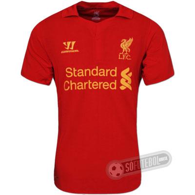 Camisa Liverpool - Modelo I