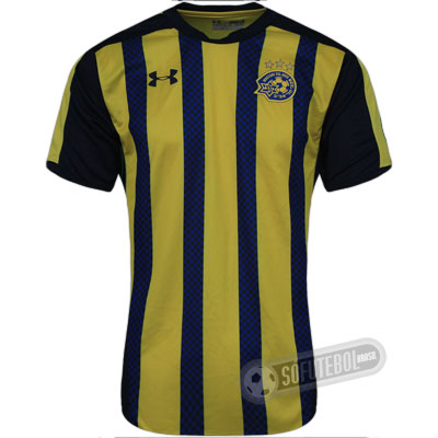 Camisa Maccabi Tel-Aviv - Modelo I