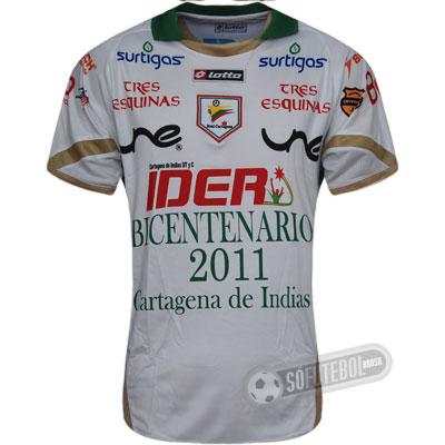 Camisa Real Cartagena - Modelo II