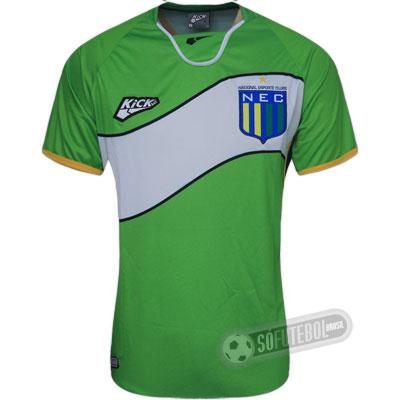 Camisa Nacional de Minas - Modelo I