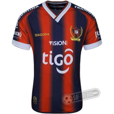 Camisa Cerro Porteño - Modelo I