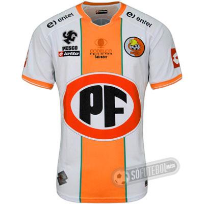 Camisa Deportes Cobresal - Modelo I