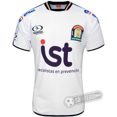 Camisa Deportes Lota Schwager - Modelo I