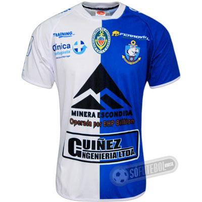Camisa Deportes Antofagasta - Modelo I