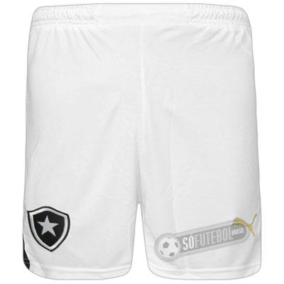 Calção Botafogo - Modelo II