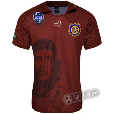 Camisa Madureira - Comemorativa Cuba 1963 (Che Guevara)