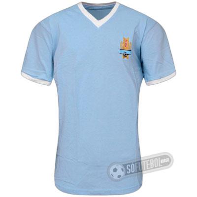 Camisa Uruguai 1950 - Modelo I