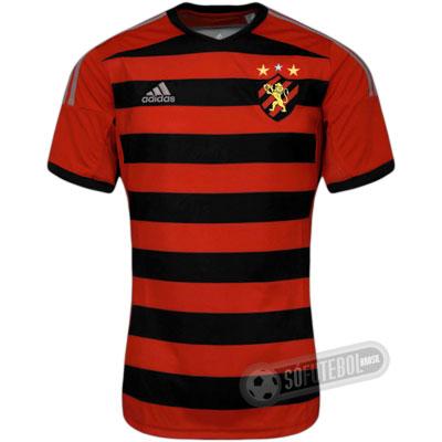 Camisa Sport Recife - Modelo I