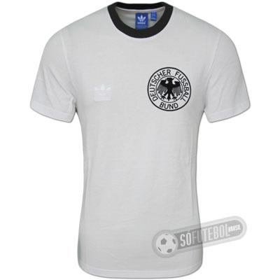 Camisa Alemanha 1974 - Modelo I
