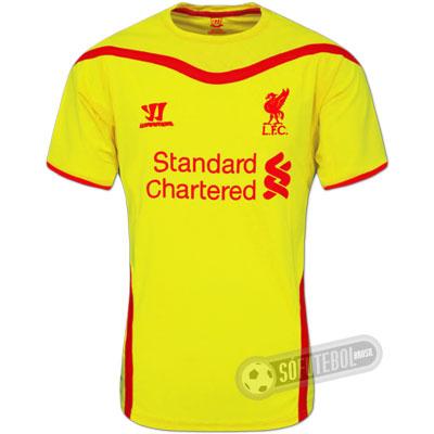 Camisa Liverpool - Modelo II