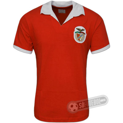 Camisa Benfica 1962 - Modelo I