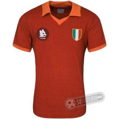Camisa Roma 1983 - Modelo I