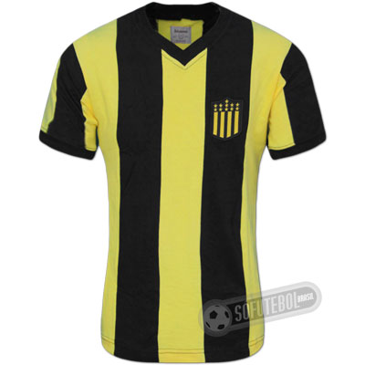 Camisa Peñarol 1960 - Modelo I