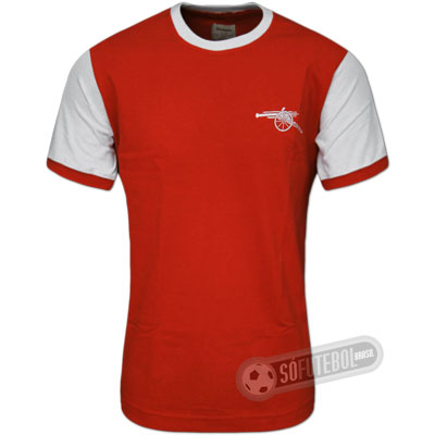 Camisa Arsenal 1971 - Modelo I