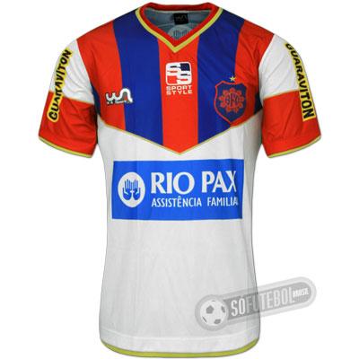 Camisa Bonsucesso - Modelo II