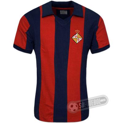 Camisa Barcelona 1982 - Modelo I