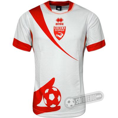 Camisa Nîmes - Modelo II